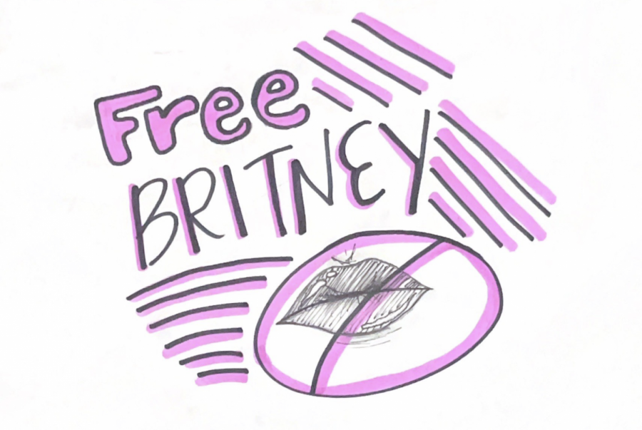 For+the+past+13+years%2C+singer+Britney+Spears+has+been+under+a+conservatorship%2C+where+her+father+has+legal+control+over+her+financial+and+personal+affairs.
