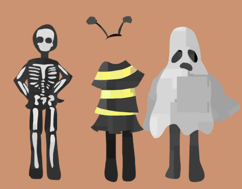 During the month of October, many people make plans to wear a variety of Halloween costumes.